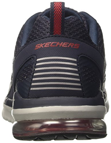 Bleu Skechers Red Chaussures Navy de Running Infinity Air Kilgor Homme RqUFR