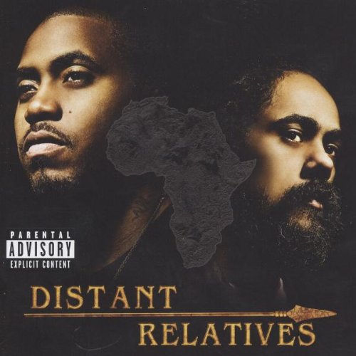 NAS + Damian Marley: Distant Relatives (Audio CD)