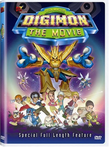Digimon - The Movie ()