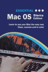 Whether you're upgrading from a previous version or using a Mac for the very first time, this book will guide you through the Operating System one step at a time, to help you understand the software more quickly and easily!Great for beginners...