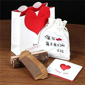 Christmas Birthday Gift Girl Girlfriend Practical Special Friendship Handmade Diy Creative Elegance Send Friends Comb