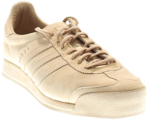 Adidas Mens Oyster Holdings Samoa Vntg Vintage Suede St Panu Marrone