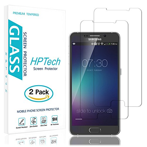 Tempered Glass Screen Protector for Samsung Note 5 - 5