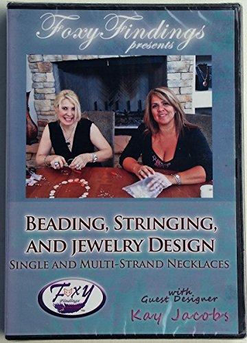 Foxy Findings Presents Beading, Stringing, and Jewelry - Beading Finding