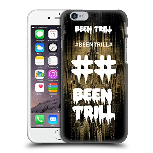 Official Been Trill Fast Lane Glitch Hard Back Case for Apple iPhone 6 / 6s