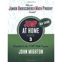 Jump at Home: Grade 3: Worksheets for the Jump Math Program