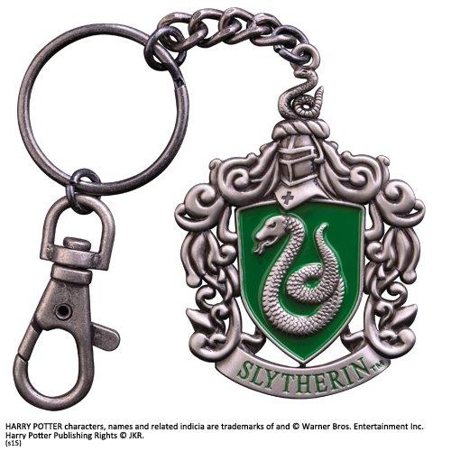 El Llavero de la Cresta de Slytherin de la colección Noble