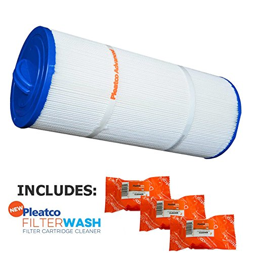 Pleatco Cartridge Filter PPM35SC-F2M Pacific Marquis Spas 20042 370-0242 370-0243 w/ 3x Filter Washes