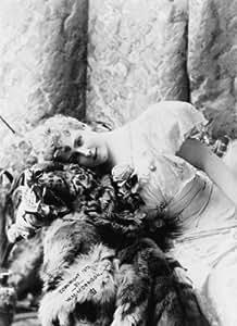 1893 photo Lillian Russell, three-quarter length portrait, seated, facing sli c2