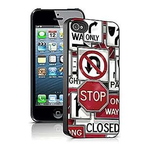ZXM-Marca modelo caso el efecto 3D para iPhone5