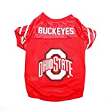 Pet Goods NCAA Ohio State Buckeyes Collegiate Pet Jersey, Medium For Sale