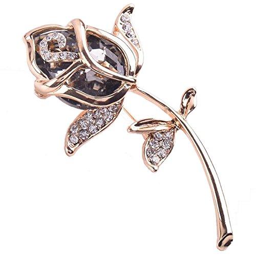 brooch cat women_ brooch girls pins_jewellery brooches pins brooches _vintagebrooches rhinestone brooches_ animal brooches alloy