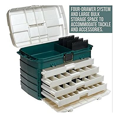 Plano 1374 4-By Rack System 3700 Size Tackle Box