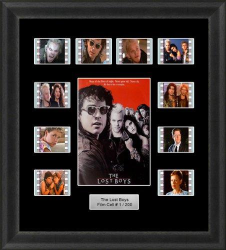 The Lost Boys Framed Film Cell memorabilia Vampires: Amazon.co.uk ...