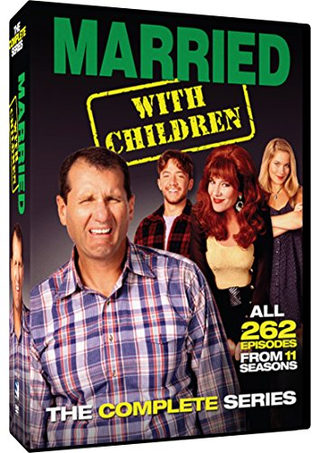Married with Children: The Complete Series from Mill Creek Entertainment
