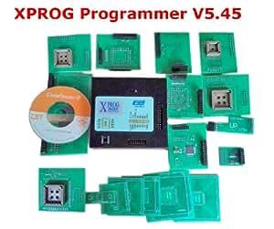 Freescale / CAS4 / MCU/MPU XPROG V5.45 ECU Programmer XPROGM Eeprom Chip Programmer Professional Auto Tool