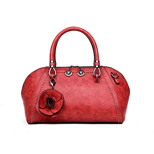 Bag Red Fashion Retro Tide Ajlby Meatballs The Style Ladies qzxfgZ5wa