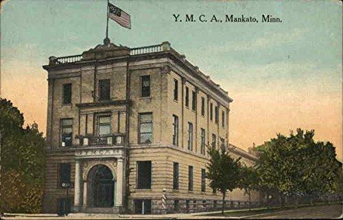 YMCA Mankato, Minnesota Original Vintage Postcard (Mankato Stores)