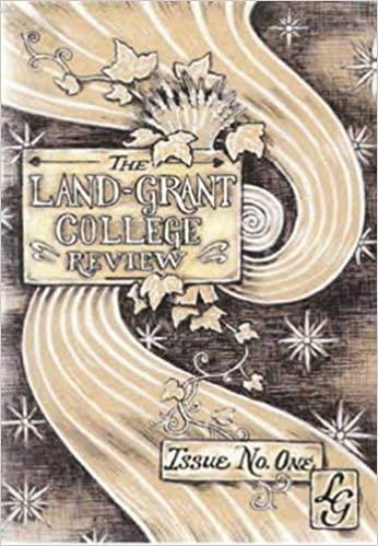 Grants For College >> Land Grant College Review Issue No One Aimee Bender Ron