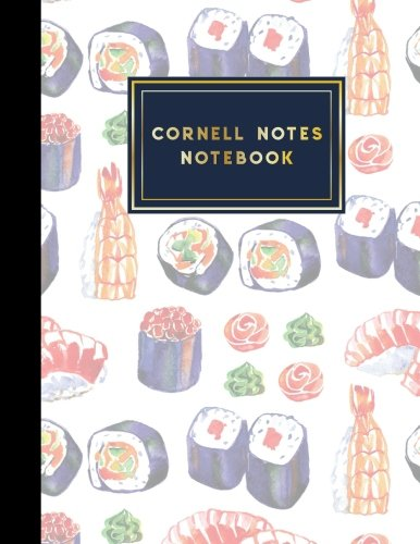 Cornell Notes Notebook: Note Taking Notebook, For Students, Writers,school supplies list, 8.5