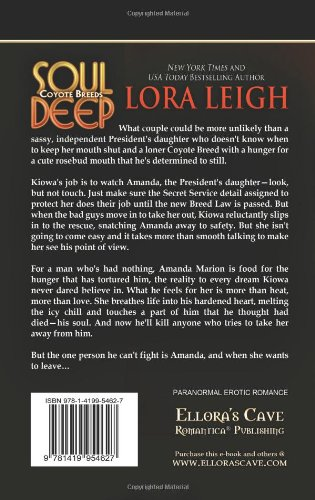 Soul Deep (Coyote Breeds, Book 1)