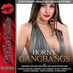 Horny Gangbangs