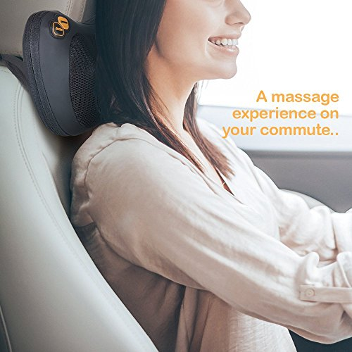 best pillow massage Zuzuro Shiatsu Pillow Massage