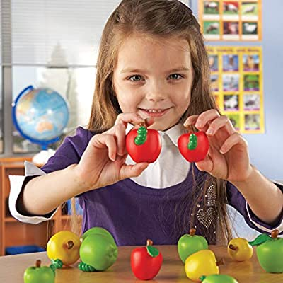 Learning Resources Attribute Apples: Toys & Games