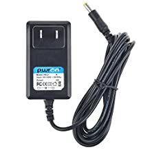 PwrON 6.6 FT Long 9V 1A AC to DC Power Adapter Charger For Tascam CD-VT1 CD-GT1 mkII Portable CD Vocal/Guitar Trainer PS-PS5