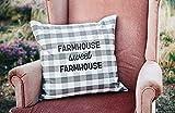 Custom Farmhouse Sweet Farmhouse Country Decor Throw Pillows Magnolia Market Home Sweet Home Fixerupper Decor Hearth and Home