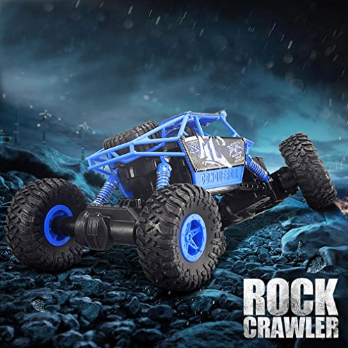 Gotd 1/18 2.4G 4WD Radio Remote Control Model Cars Climbing RC Off-Road Rock Crawler by Goodtrade8