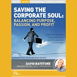 Saving the Corporate Soul Speech