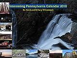 2018 Pennsylvania Calendar
