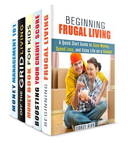 Download PDF Frugal Life Box Set