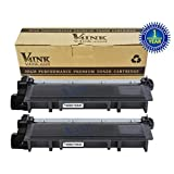 2 Packs V4INK ® Compatible TN660 TN630 Toner Cartridge For Brother MFC-L2700DW HL-L2340DW L2360DW L2300D L2720DW L2740DW L2380DW L2500D DCP-L2520DW L2540DW Printer Series