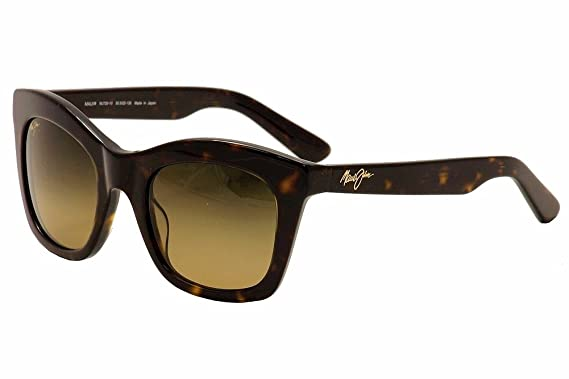 0095d577e66 Amazon.com  Maui Jim Women s Coco Palms Dark Tortoise HCL Bronze ...