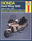 Honda GL1500 Gold Wing '88'00 (Haynes Repair Manuals)