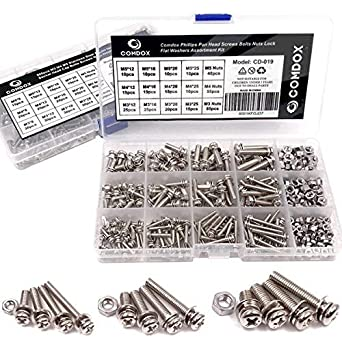 Machine//Tapping Screw//Washer Assortment