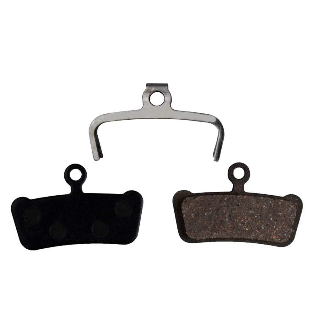 BODYART 4 Pares Pastillas de Freno de Disco para SRAM Gu/ía RSC//RS//R Avid XO E7 E9 Trail 4 Pistions