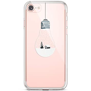 Felfy Brillante Funda Compatible con iPhone 8 Funda,Carcasa ...