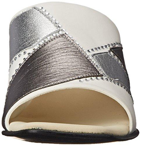 Onex Women's Mozaic Dress Sandal White vzihLwpN