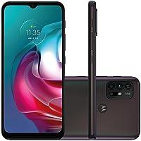 Celular Motorola Moto G30 Preto 128gb Tela 6.5 4gb Ram Camera 64mp 8mp 2mp 2mp