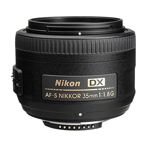Aeropost.com Jamaica - Nikon AFS DX NIKKOR 35mm f18G Lens with Auto Focus  for Nikon DSLR Cameras 57ebdeb787b
