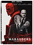 Marauders [DVD + Digital]
