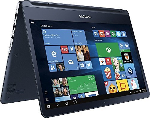"Samsung Notebook 9 spin 13.3"" Touch-Screen Laptop - Intel..."