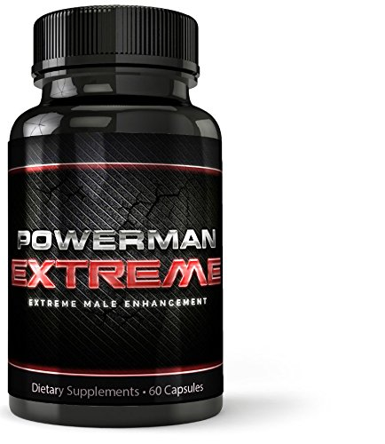 Powerman Extreme Male Enhancement Ultra quality