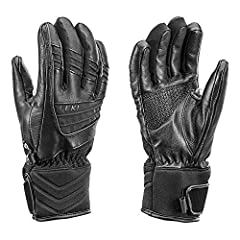 Women who get cold hands love the Leki Griffin S Lady Glove. 100% Primaloft Insulation keeps you extra warm on cold days. The exterior of the glove is made with a blend of Sheepskin, Goatskin, and Neoprene to be very durable for many seasons,...
