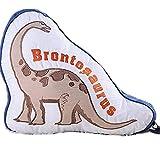 Abreeze Dinosaur Pillow Decorative Pillows Bed/Car Decor Little Girls Boys Toy
