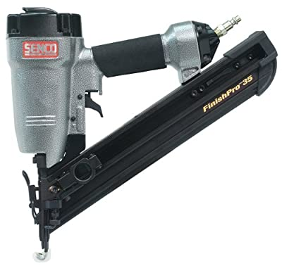 Senco FinishPro35 15-Gauge Finish Nailer, Sequential, w/Case