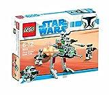 lego star wars 3 the clone wars - LEGO Star Wars The Clone Wars Clone Walker Battle Pack Set #8014